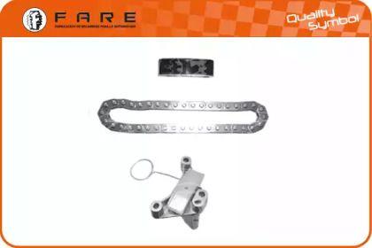 Комплект ланцюга ГРМ FARE SA 13851.