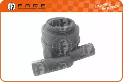 Клапан вентиляции картерных газов на Сеат Альтеа FARE SA 14758.