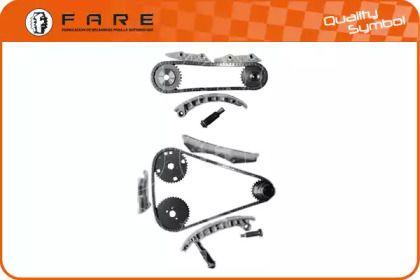 Комплект ланцюга ГРМ FARE SA 15019.