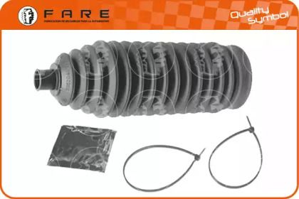 Комплект пильовика кермової рейки на Mercedes-Benz W212 FARE SA K14584.