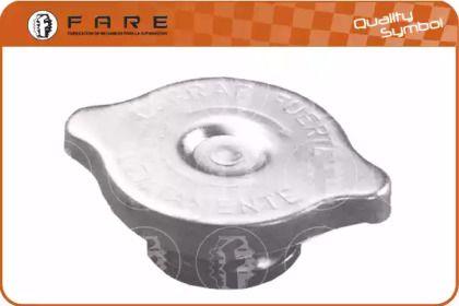 Крышка радиатора на VOLKSWAGEN PASSAT 'FARE SA TB170'.