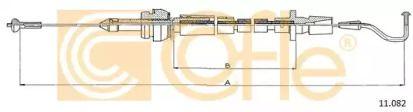Тросик газа на VOLKSWAGEN PASSAT COFLE 11.082.