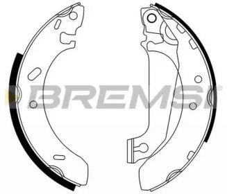 Барабанні гальмівні колодки BREMSI GF0227.