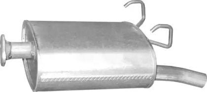 Глушитель на Хонда ЦРВ POLMO 09.06.