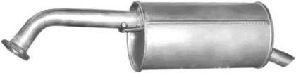 Глушник на MAZDA PREMACY 'POLMO 12.205'.