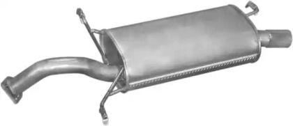 Глушник на Мітсубісі Карізма 'POLMO 31.251'.