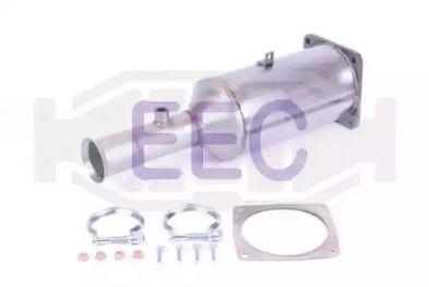 Сажевый / частичный фильтр, система выхлопа ОГ EEC DPF011.