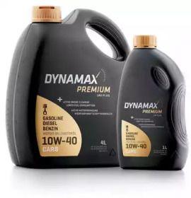 Моторное масло 10W-40 1 л DYNAMAX 501892.
