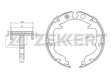 ZEKKERT BK-4438