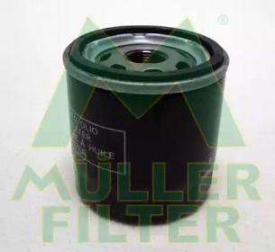 Масляний фільтр 'MULLER FILTER FO646'.