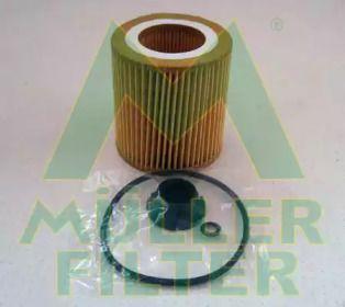 Масляний фільтр 'MULLER FILTER FOP284'.