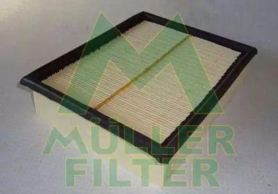 Воздушный фильтр 'MULLER FILTER PA114'.