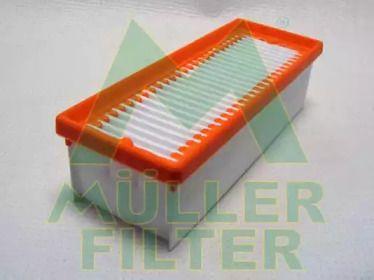 Повітряний фільтр 'MULLER FILTER PA3549'.