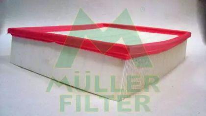 Воздушный фильтр 'MULLER FILTER PA616'.