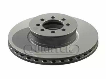 Вентилируемый тормозной диск 'JURATEK MER136'.