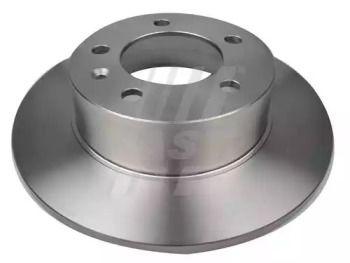 Задний тормозной диск на OPEL MOVANO 'FAST FT31513'.