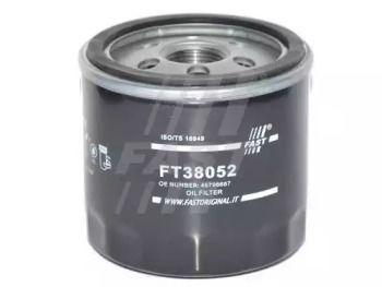Масляний фільтр на ALFA ROMEO 166 'FAST FT38052'.