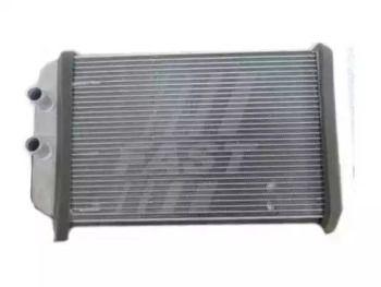 Радиатор печки 'FAST FT55240'.