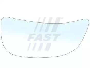 Ліве скло дзеркала заднього виду FAST FT88589.