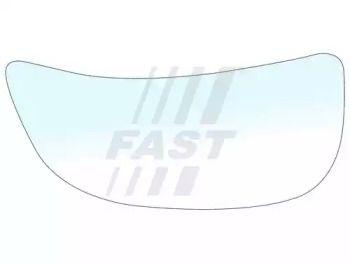 Праве скло дзеркала заднього виду FAST FT88590.