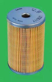 Фильтр топливный дизель 'LUCAS FILTERS LFDE117'.