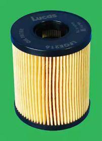 Масляный фильтр 'LUCAS FILTERS LFOE216'.