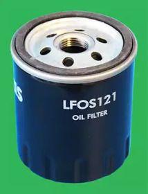 Масляный фильтр 'LUCAS FILTERS LFOS121'.