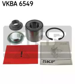 Подшипник ступицы 'SKF VKBA 6549'.
