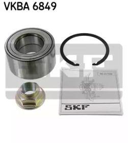 Ступичний підшипник на MAZDA CX-7 SKF VKBA 6849.