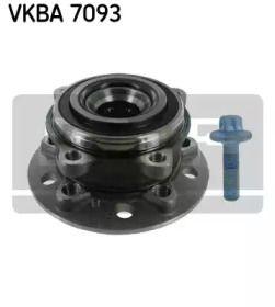 Ступичний підшипник на Мерседес ГЛЦ  SKF VKBA 7093.