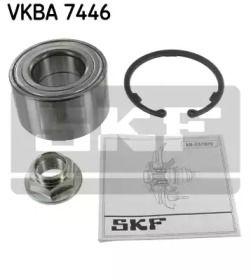 Ступичний підшипник на Мазда МПВ 'SKF VKBA 7446'.