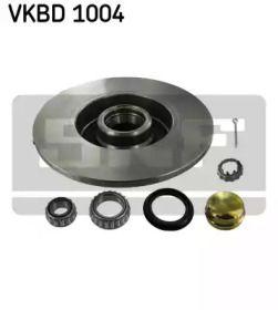 Тормозной диск 'SKF VKBD 1004'.
