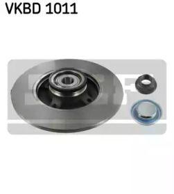 Тормозной диск 'SKF VKBD 1011'.