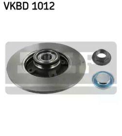 Тормозной диск 'SKF VKBD 1012'.