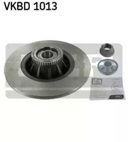 Тормозной диск 'SKF VKBD 1013'.