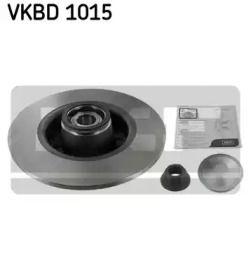 Тормозной диск 'SKF VKBD 1015'.