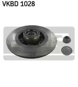 Тормозной диск 'SKF VKBD 1028'.