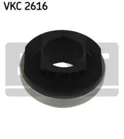 Вижимний підшипник зчеплення на CITROEN C4 PICASSO 'SKF VKC 2616'.