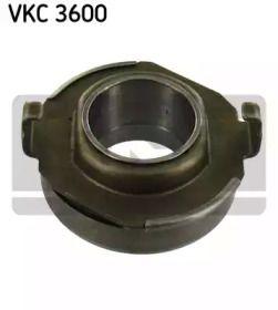 Вижимний підшипник зчеплення на Мазда МПВ  SKF VKC 3600.