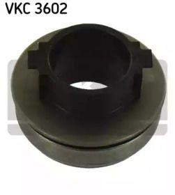 Вижимний підшипник зчеплення на Мазда МХ3 'SKF VKC 3602'.