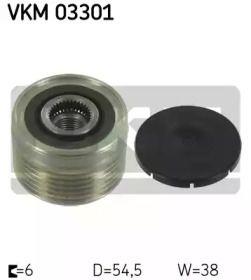SKF VKM 03301