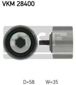 Обводной ролик ГРМ на CHRYSLER PT CRUISER 'SKF VKM 28400'.