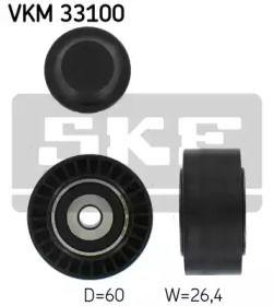 SKF VKM 33100