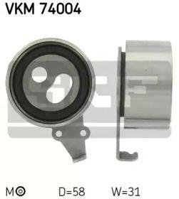 Натяжний ролик ГРМ на MAZDA E-SERIE 'SKF VKM 74004'.