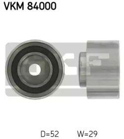 Обвідний ролик ГРМ на MAZDA PREMACY SKF VKM 84000.