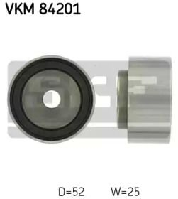 Обвідний ролик ГРМ на MAZDA XEDOS 6 'SKF VKM 84201'.