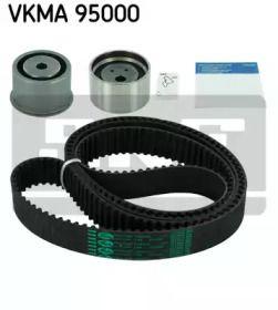 Комплект ременя ГРМ на Мітсубісі 3000Гт 'SKF VKMA 95000'.