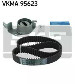 Комплект ременя ГРМ на Мітсубісі Карізма SKF VKMA 95623.