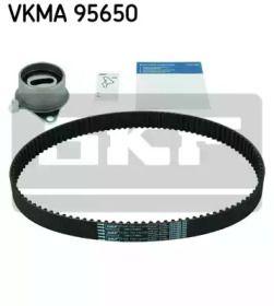 Комплект ременя ГРМ на MITSUBISHI COLT 'SKF VKMA 95650'.