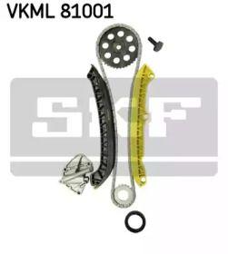 Комплект ланцюга ГРМ SKF VKML 81001.